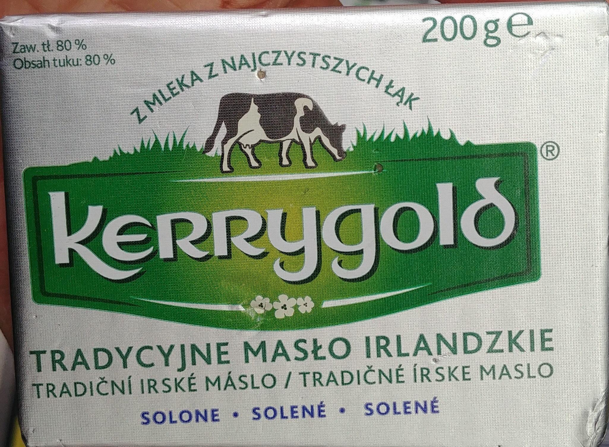 Tradycyjne masło Irlandzkie, solone - Produkt - pl