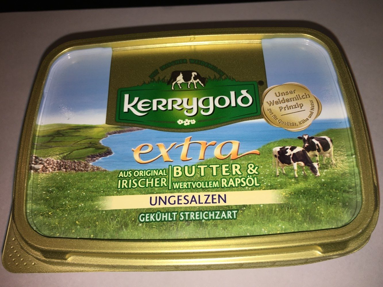 Butter ungesalzen - Produit - fr