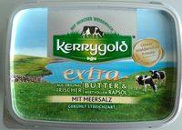 Butter & Rapsöl extra mit Meersalz - Produkt - de