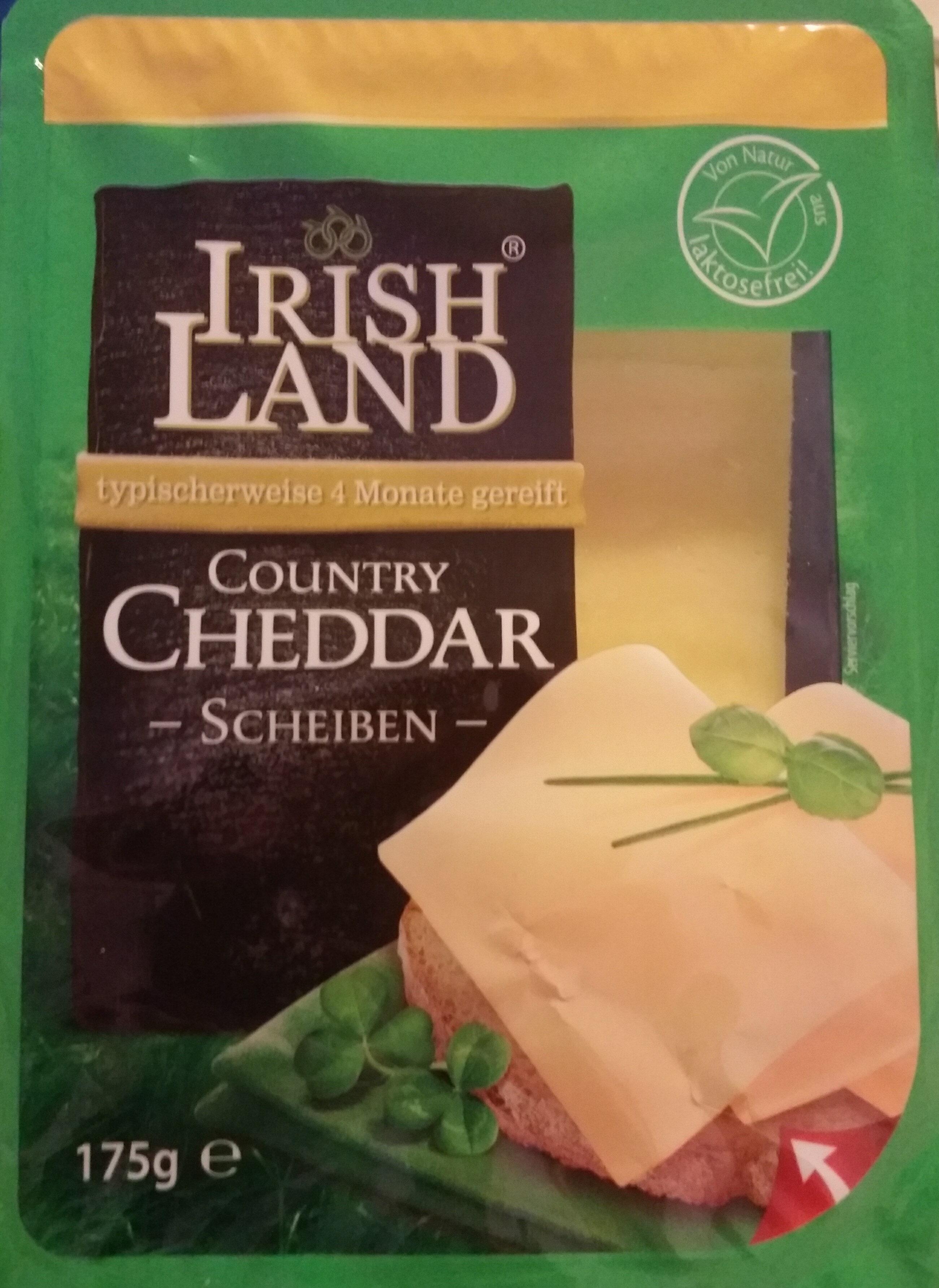 Irish Land Country Cheddar - Product - de