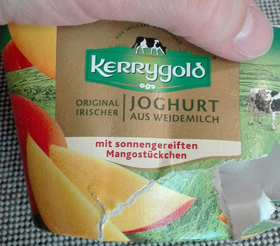 Joghurt aus weidemilch - Product