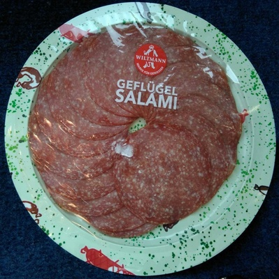 Geflügel-Salami - Produkt
