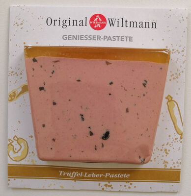 Trüffel-Leber-Pastete - Product