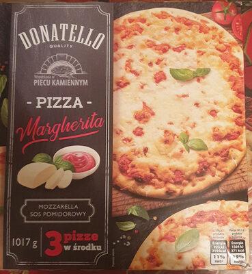 Pizza margherita - Produkt - pl