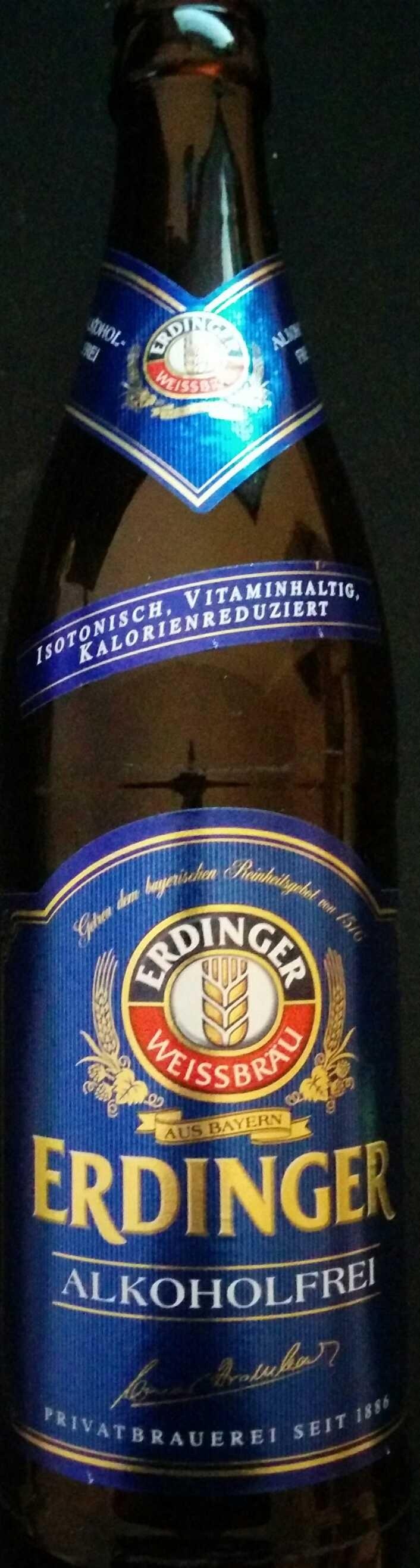 Erdinger Alkoholfrei - Product - de