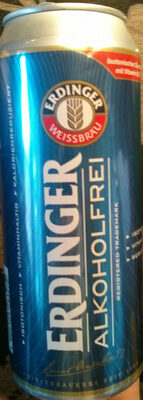 Erdinger Alcohol-Free Wheat Beer - Product - en