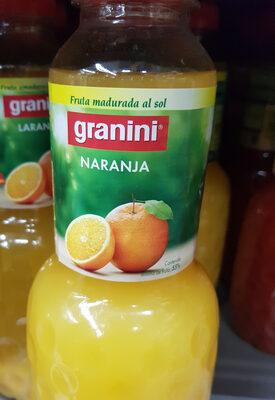 Néctar De Naranja Hecho Parcialmente A Partir De Concentrado - Producto