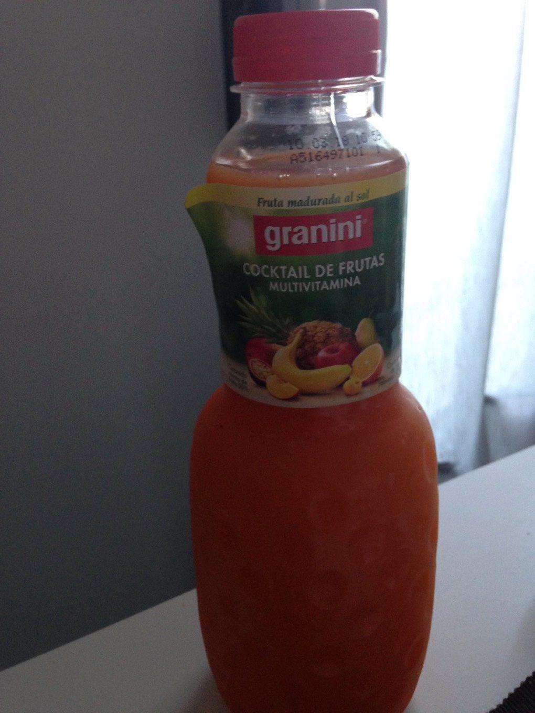 Suc Granini Cocktail Fruites - Produit