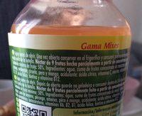 Suc Granini Cocktail Fruites - Ingrédients