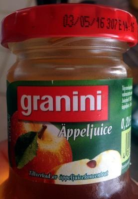 Äppeljuice - Product
