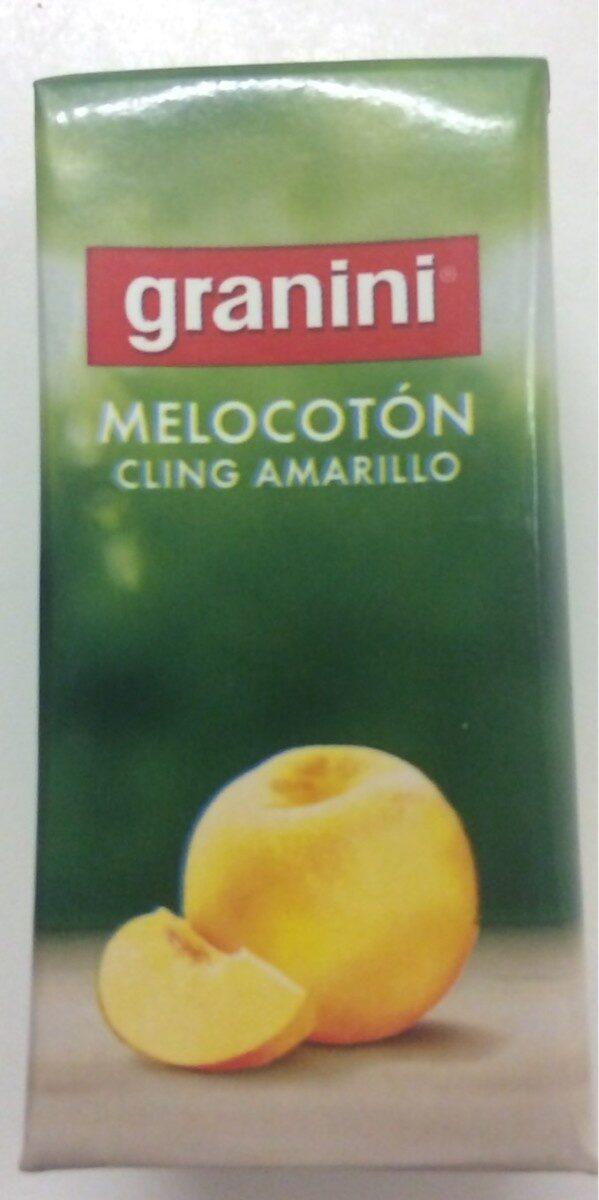 Néctar de melocotón - Producto - es