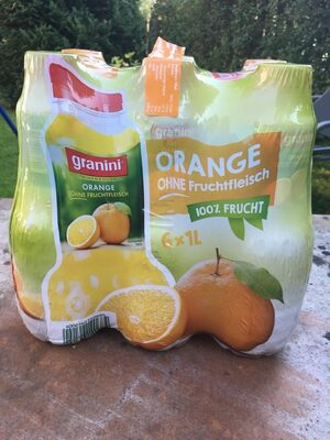 Granini Peche - Produit