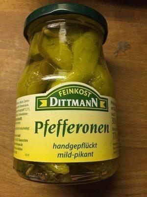Pfefferonen - Produit - de
