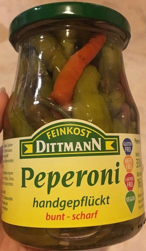 Peperoni - Produit
