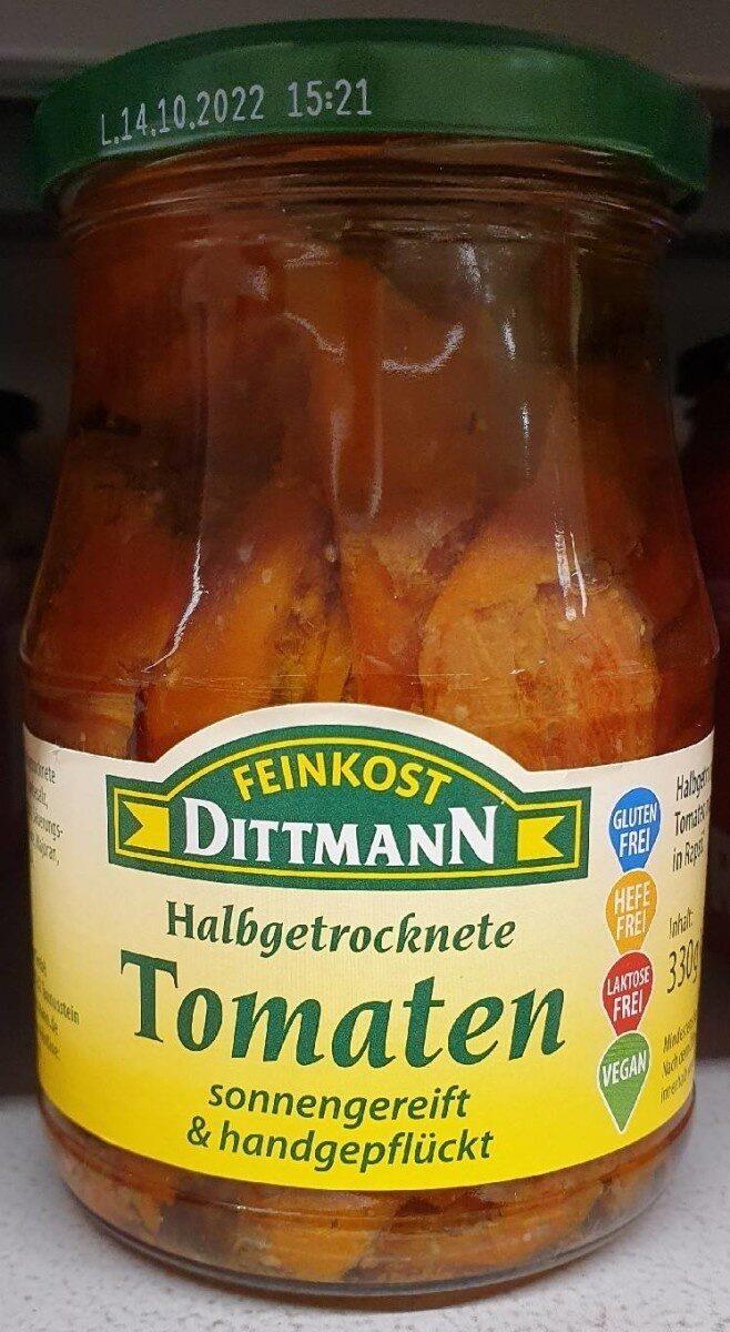Halbtrockene Tomaten - Produit - de