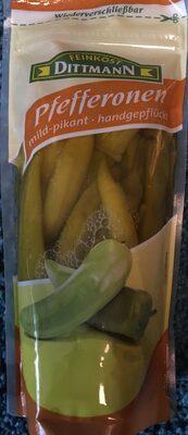 Pfefferonen, mild-pikant - Product - de
