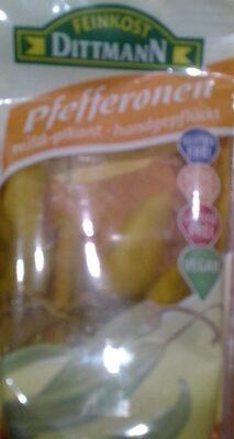 Pfefferonen, mild-pikant - Produit - de