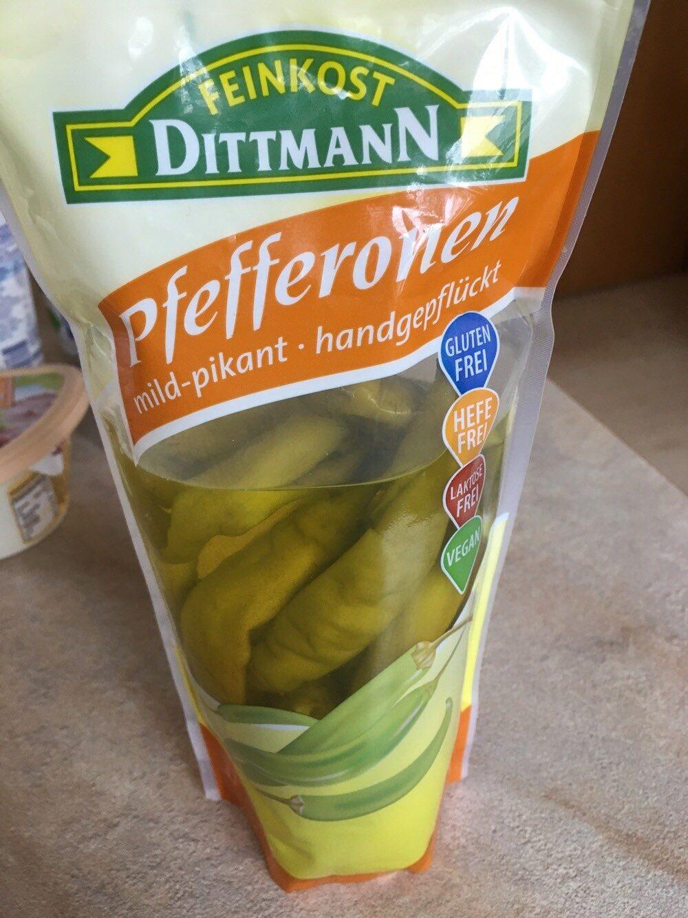 Pfefferonen mild-pikant - Produit - de