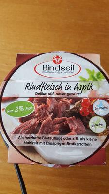 Rindfleisch in Aspik - Product