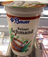 Feiner Schmand - Produit