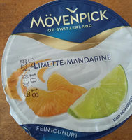Feinjoghurt Limette-Mandarine - Product - de