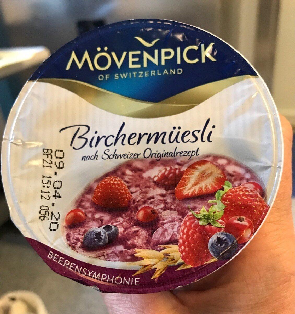 Birchermueslu - Prodotto - de