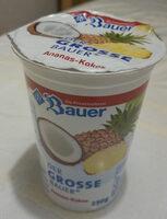 Der grosse Bauer Ananas-Kokos - Product