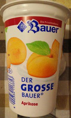 Der Grosse Bauer Aprikose - Product - de