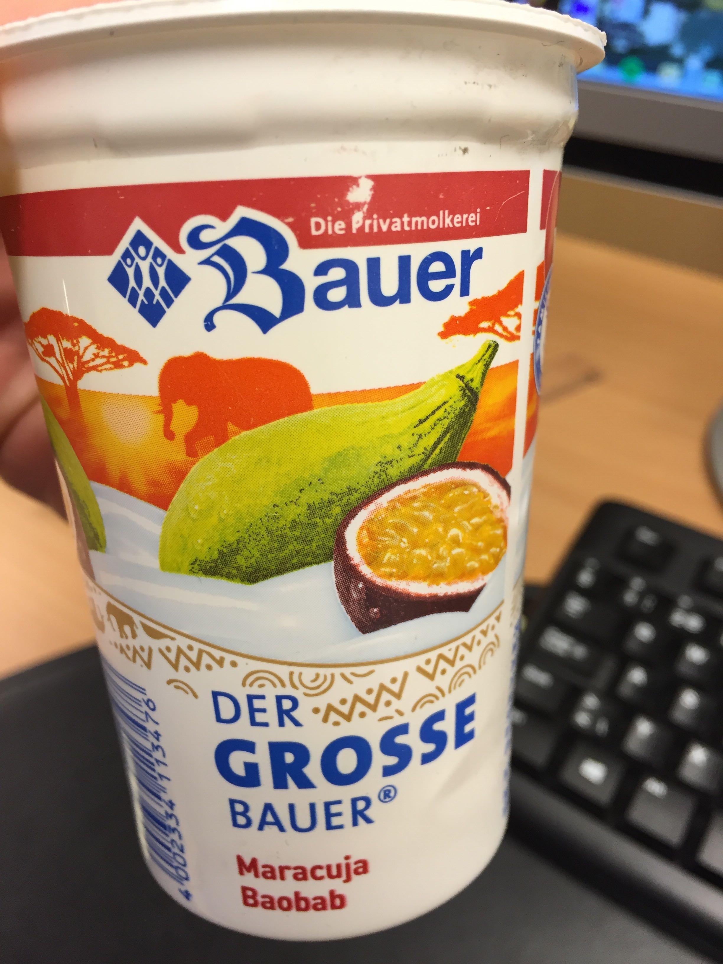 Dee grosse Bauer / Maracuja Baobab - Product