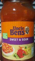 Sweet & sour sauce - Product - en