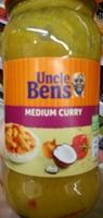 Medium curry sauce - Product - en