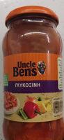 Uncle Bens Γλυκόξινη Σάλτσα 450g - Προϊόν - el