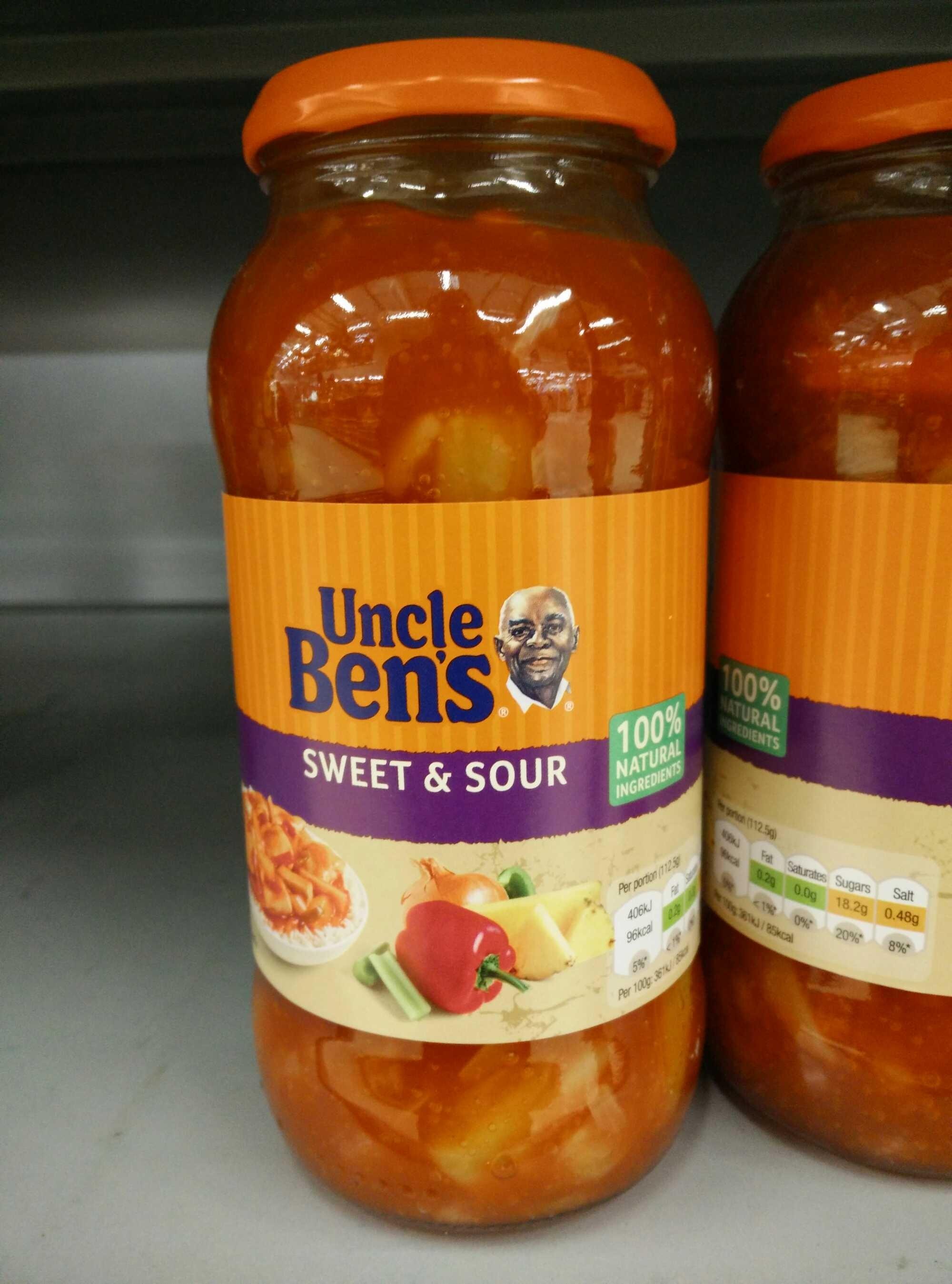 sweet & sour - Produit