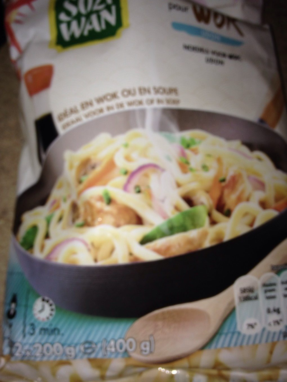 Nouilles wok - Product - fr