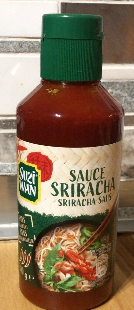 Sauce sriracha - Produit - fr