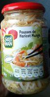 Pousses de haricot mungo - Product - fr