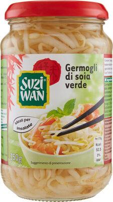 Germogli di soia verde - Prodotto - fr