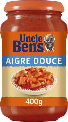 Sauce aigre-douce Uncle Ben's 400 g - Produit - fr