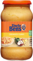 Cremiges Curry - Product - en