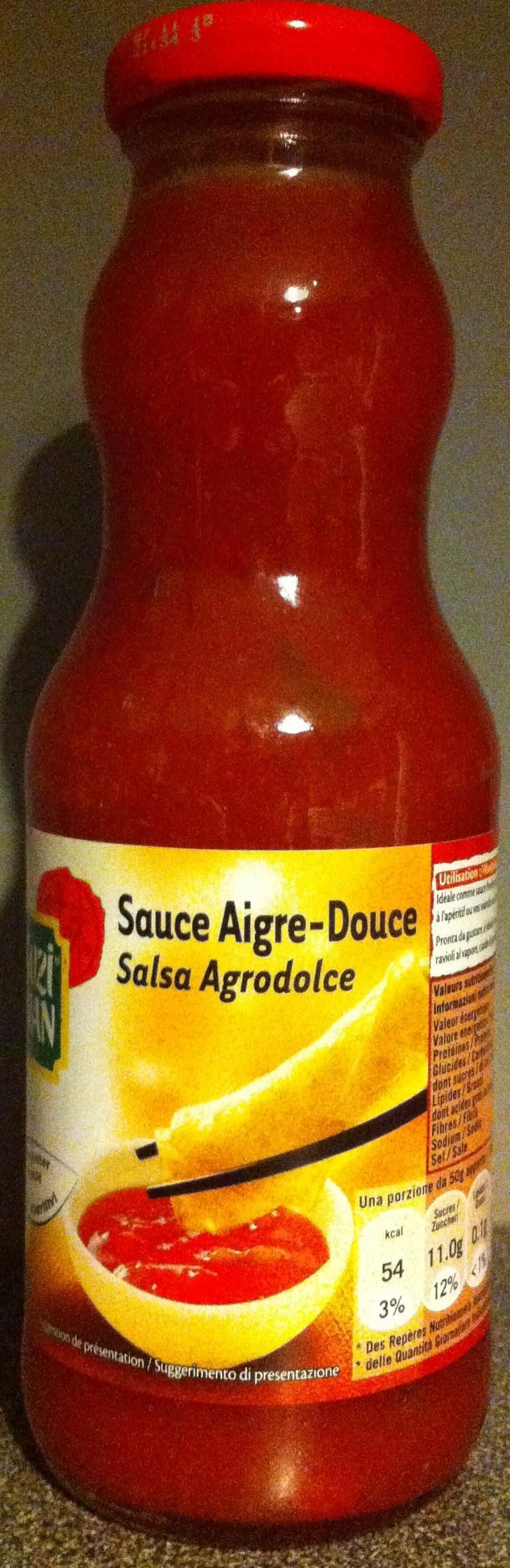 Sauce Aigre douce - Product