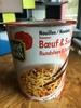 Nouilles saveur bœuf & sauce soja - Product