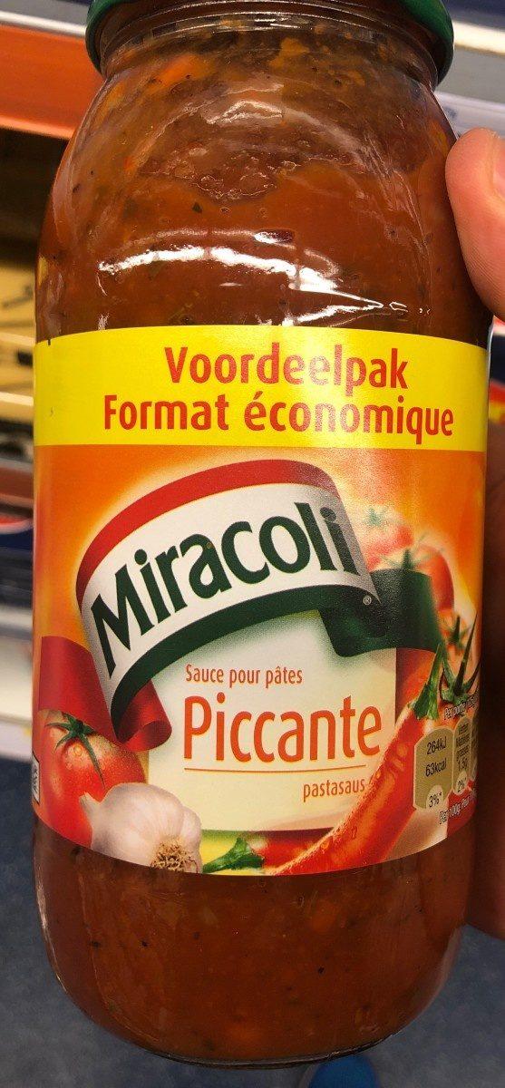 Sauce pour pâtes piccante - Produit - fr