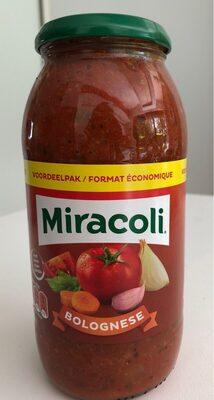 Sauce bolognaise avec viande - Product - fr