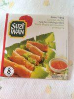 Galettes riz Suzi Wan - Informations nutritionnelles