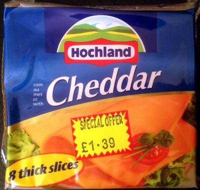 Cheddar - Product