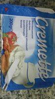 Cremette Frischkäsezubereitung Mit Sahne - Produit - fr