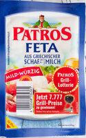 Feta aus griechischer Schafsmilch - Produkt - de