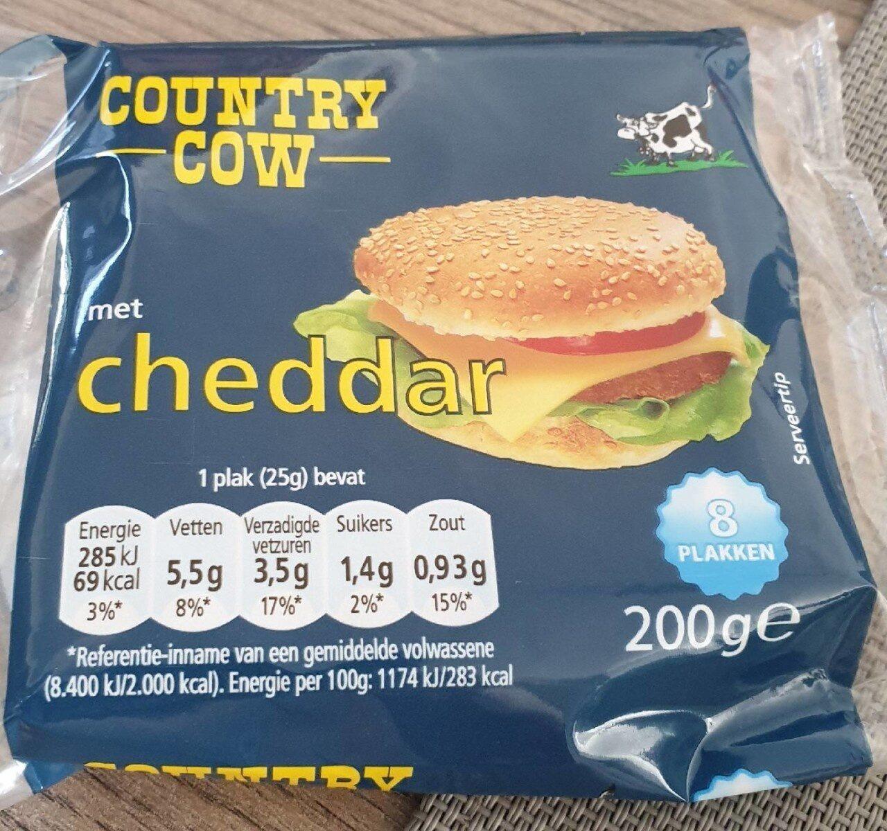 Cheddar - Product - en