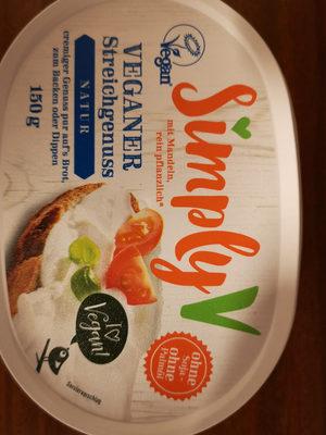 Veganer Streichgenuss Natur - Product