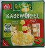 Käsewürfel - Produkt